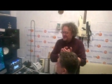 Андрей Косинский на студии Sound Line