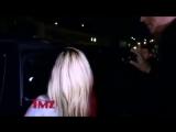 Рианна отвечает на вопрос о поцелуе с Майли Сайрус