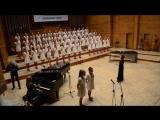 Детский хор спел песню Металлики
