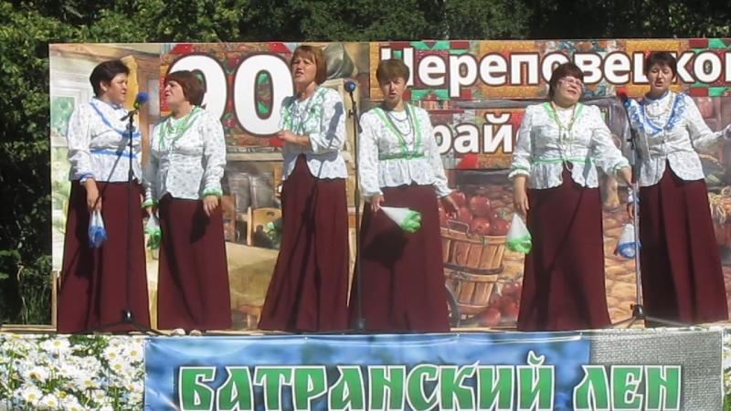 Купава Бабье лето Фестиваль Батранский лен