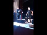 Воробьев крутой  ) танец просто бомба)))))