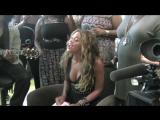 Beyonce поет Halo в больнице