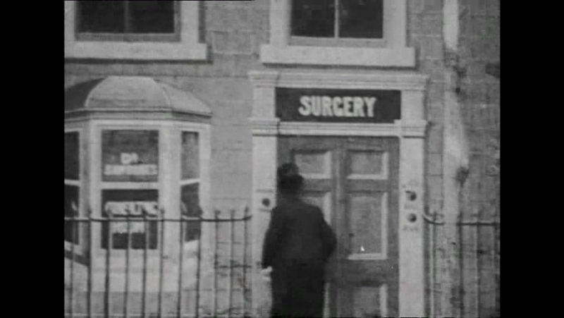 55 Mr Pecksniff fetches the doctor (Robert W.Paul, 1904)
