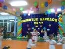 """Марийский танец. Выступают дети из детского сада """"Василек"""" (Сургут)"""