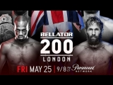 «Venom» Page (12-0) vs. David Rickels (19-4) | #Bellator200 May 25