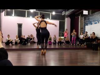 Katerina MIK - Gracias a La Vida   @RHYTHM & FLAME by Katerina MIK   Moscow, Russia 2017