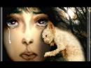 Виктория Оганисян - Грустная песня про кота. Автор - Светлана Копылова, Рисунки - Наталии Кузьмиенко