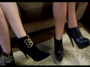 High heel trampling 08 (autumn soon )