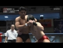 Keiichi Sato vs. Yusuke Okada AJPW - Excite Series 2018 - Day 1
