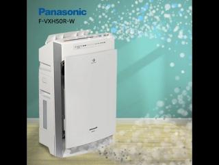 Воздухоочиститель-увлажнитель Panasonic F-VXH50R-W