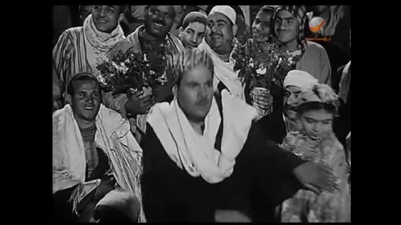 Egyptian Dance by Neama Mokhtar from Rotana zaman in film Karyet El Osha 21043