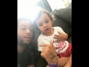 Марсело с младшим сыном
