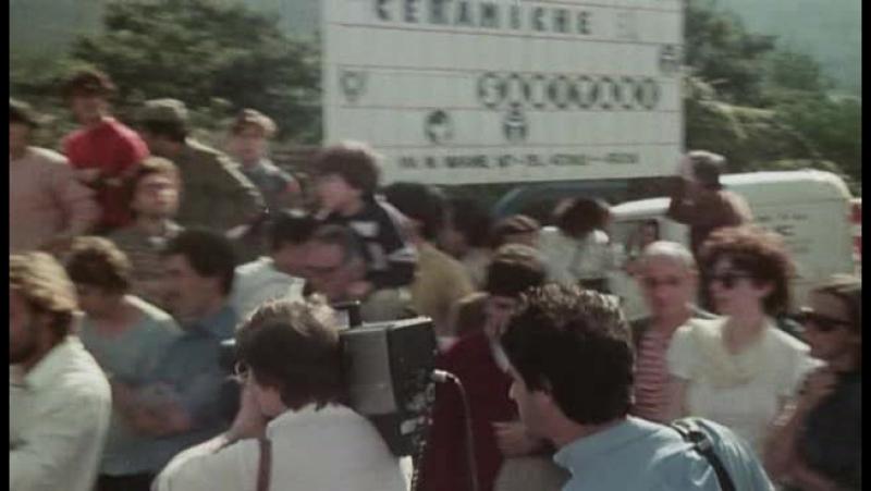 СТО ДНЕЙ В ПАЛЕРМО. / Cent Jours a Palerme / Cento giorni a Palermo. (1984)