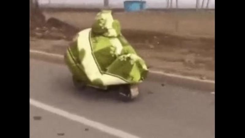 Когда холодно а ехать нужно