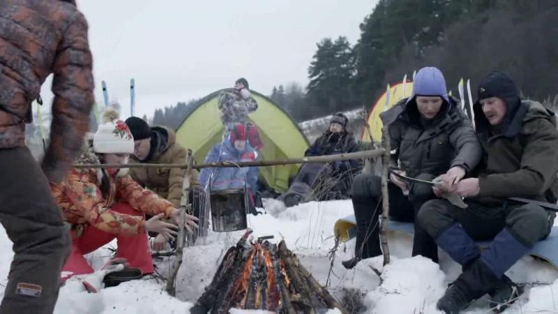 Ковчег Марка 2015 года - 1 серия