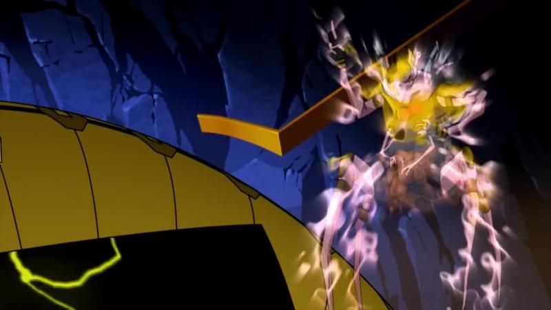Синестро становится Желтым Фонарем