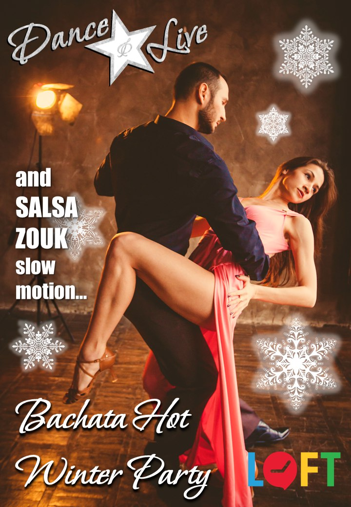 Афиша Самара BACHATA HOT WINTER PARTY / LOFT / 12.11.17