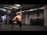 Как накачать плечи Упражнения. Александр Капралов - Силачи Старой Школы