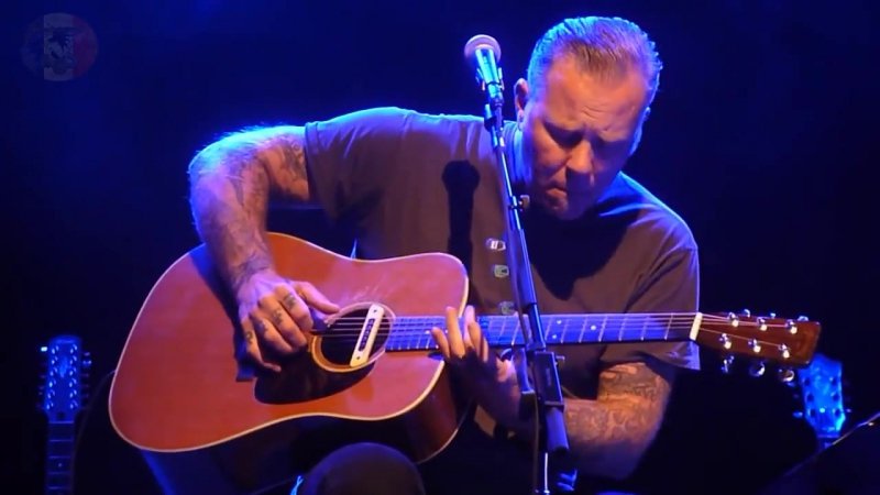 James HETFIELD - Full Show at Acoustic 4 a Cure - 15 May 2014 - Fillmore, San Fr