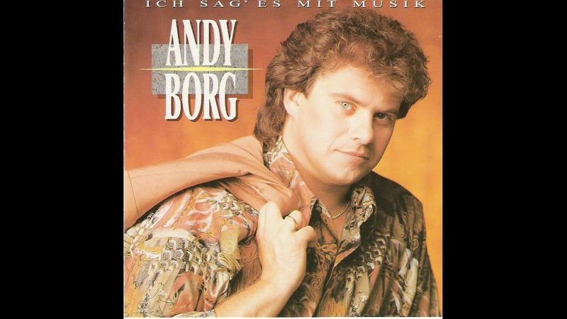 Andy Borg - Ich Sag Es Mit Musik (1991)