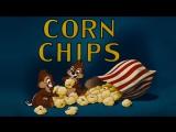 Дональд Дак, Чип и Дейл - Кукурузные хлопья (23.3.1951) HD1080 (Corn Chips)