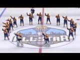 Кара́ жорга́ - танец сборной Востока на Матче Звезд ЖХЛ