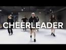 1Million dance studio Cheerleader - Omi ft. Kid Ink / Beginners Class
