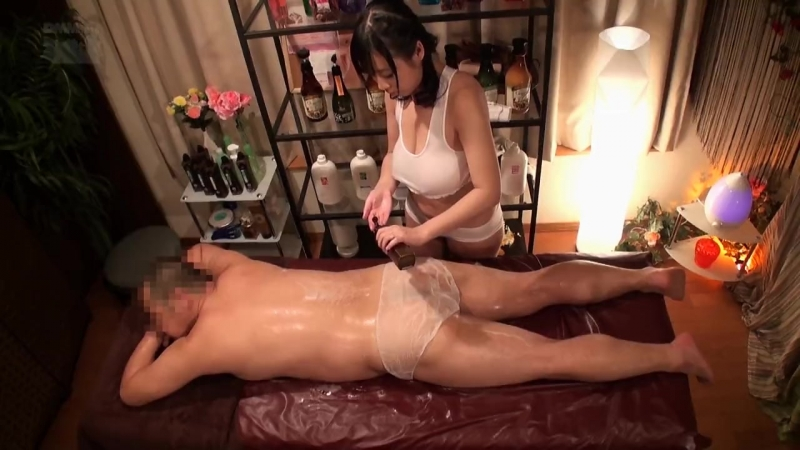 Erito- Asian Teen gives the Massage Of A Lifetime