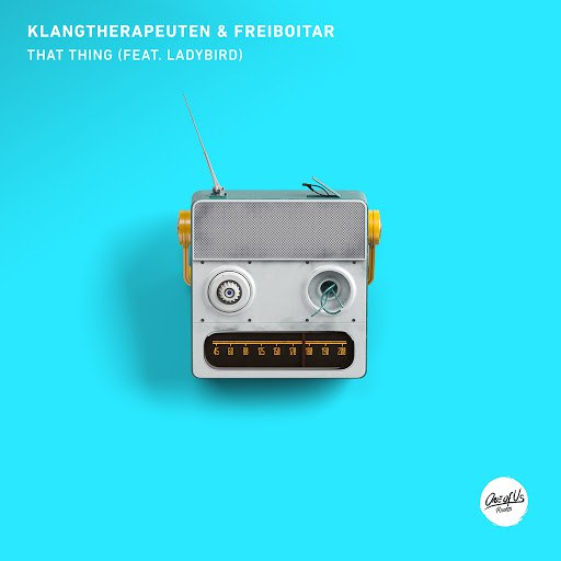 KlangTherapeuten альбом That Thing (feat. Ladybird)