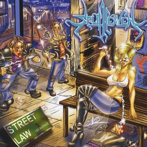 Split Heaven альбом Street Law