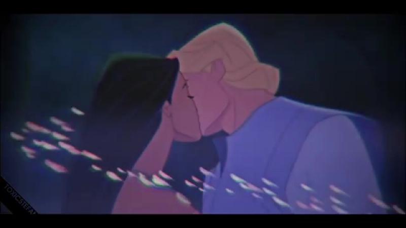 Casm vines Pocahontas x John Smith