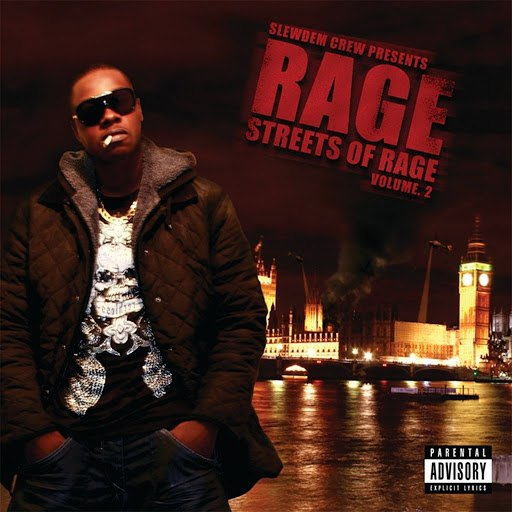 Rage альбом Streets of Rage, Vol. 2