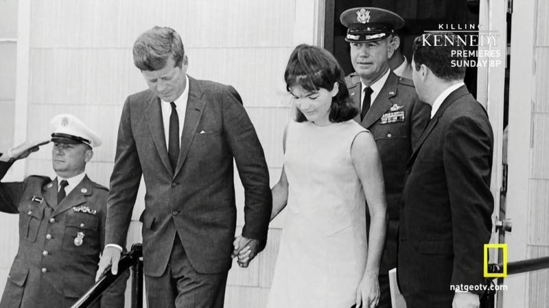 Джон Кеннеди: Последние Часы [День, который изменил всё] / JFK: The Final Hours (2013)