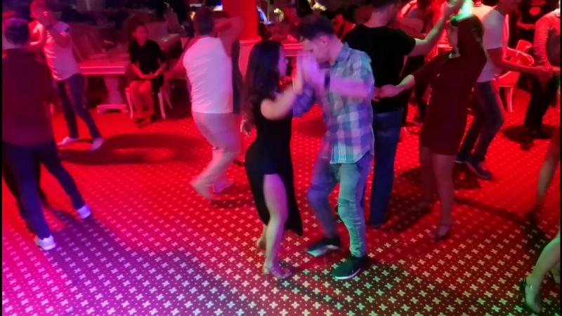 Социальные танцы в Феодосии от DimargoВикаБачата