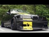 BMW M3 E36 от Miller Performance.