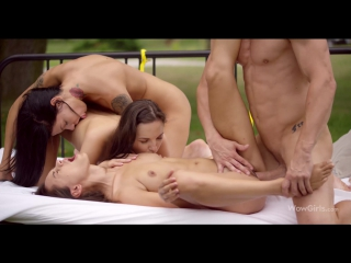 Kristy Black, Shrima Malati, Sofia Like - Life Of The Party Teen, Threesome, Hardcore, All Sex, 1080p