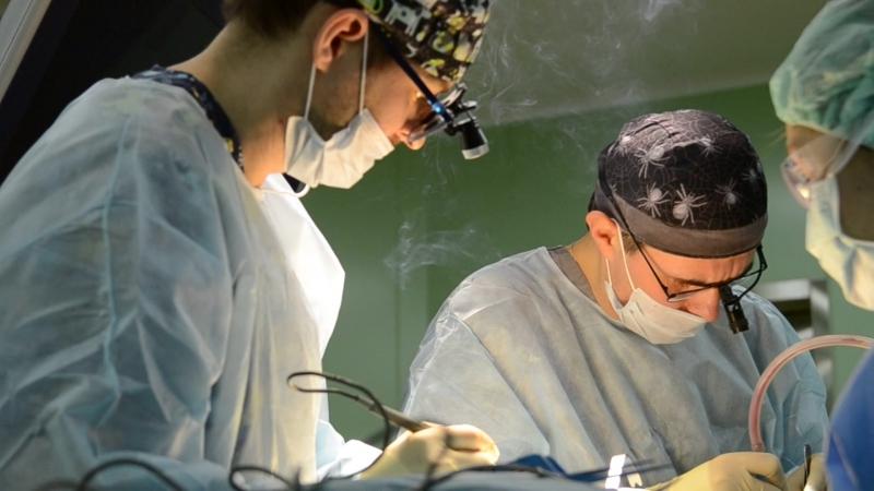 Одномоментные операции в клинике DEGA.