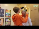 KPTV | Целовашки Мино и Джину 💋