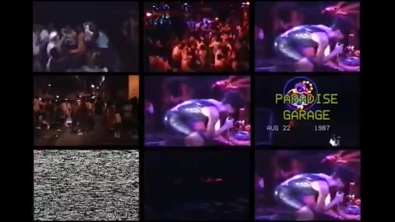 DJ Harvey re-soundtracks lost footage from the legendary Paradise Garage closing party - Boiler Room