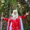 Вотчина Карельского Деда Мороза Талви Укко_Хаски