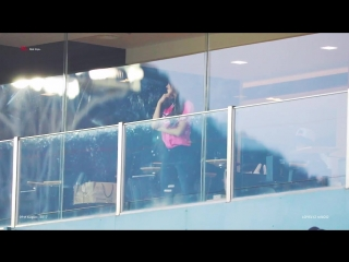 [170831] Mijoo @ «Hanwha Eagles vs KT Wiz Baseball Game»