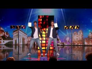 French twins - frances got talent 2016 - week 2