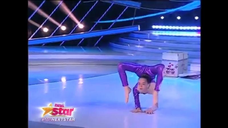 Număr extrem de contorsionism! Vezi momentul impresionant al Andreei Tucaliuc de.mp4