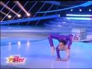 Număr extrem de contorsionism! Vezi momentul impresionant al Andreei Tucaliuc