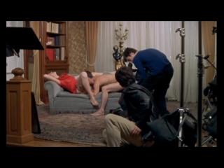 Откровенные сцены секса на съемках порно фильма