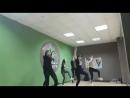 DANCEHALL в школе танцев KLEN