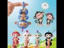 Смазливая умная обезьянка Fingerlings Monkey