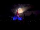 LA/ Disneys Celebrate America Fourth of July Fireworks at The Magic Kingdom (4K)_New