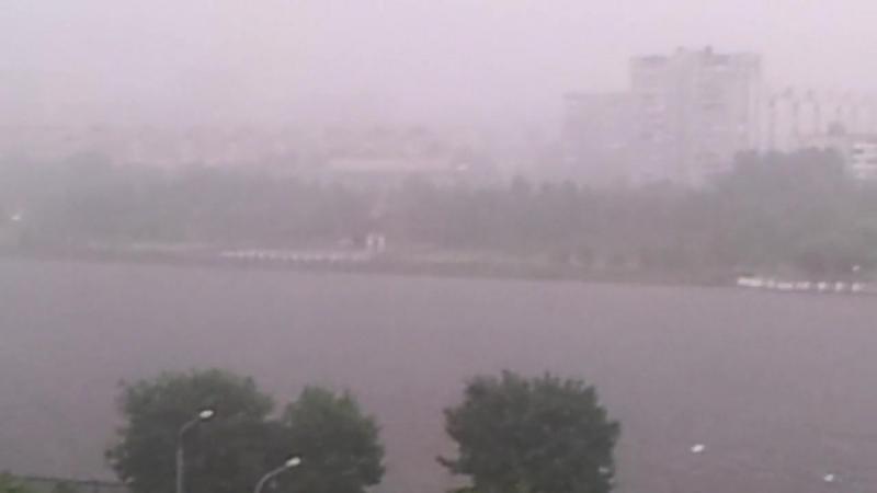 Дождь за окнами 30.06.17г. 16:20