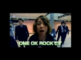 ONE OK ROCK Taiwan airport